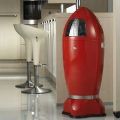 Modern & Funky Kitchen Accessories - Red Candy