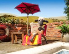 Shaun the Sheep - The Movie will be made by Aardman Animations, the British studio behind Wallace and Gromit and Chicken Run