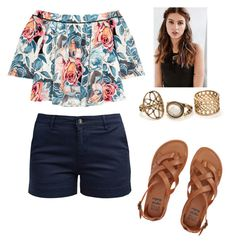 """""""Untitled #2"""" by stepha9763 on Polyvore featuring Elizabeth and James, Barbour, Billabong and REGALROSE"""