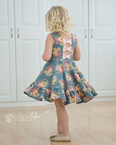 Aria's Bow Back Top & Dress