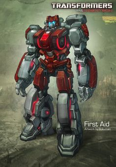 """Awesome Art: """"War For Cybertron"""" PROTECTOBOTS   Alien Bee Entertainment News"""