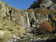 Randonnée en Valbonnais à la Cascade de la Pisse
