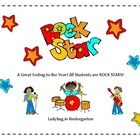 A great ending to the year! All students should feel like Rock Stars. This is a mini packet to keep those little ones engaged in the learning at th...