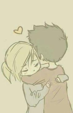 cute chibi couple hugging<<<is this tenrose? Hugging Drawing, Drawing Faces, Art Drawings, Pencil Drawings, Anime Chibi, Manga Art, Anime Art, Cute Chibi Couple, Cute Couple Art