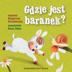 Gdzie jest baranek? - Małgorzata Strzałkowska - Wydawnictwo Bajka - książki dla dzieci