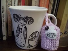 Mug monster!