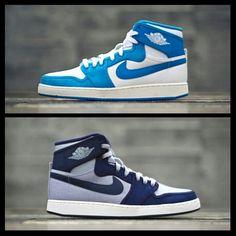 Nike Air Jordan 1 KO High – Rivalry Pack releasing Saturday 15 March. Info availed via our blog sneakerblock.wordpress.com