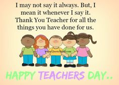 Teachers day cards 1000 teachers day quotes images pictures happy teachers day messages m4hsunfo