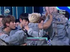GOT7 Hard Carry Wins in Mcountdown (Oct 6,2016)