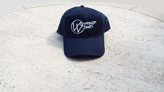 "Vintage Vdub ""Trucker"" Hat (Navy)"