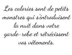 #Calories #Vetements