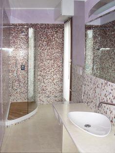 Oltre 1000 idee su bagno con mosaico su pinterest - Bagno mosaico bisazza ...