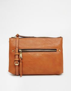 Fiorelli+Leah+Square+Across+Body+Bag+with+Zip+Detail