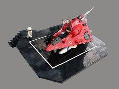 Arrowhead #LEGO #space #MOC