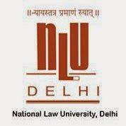 National Law University Delhi Result 2014 - www.nludelhi.ac.in