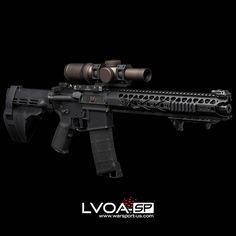 War Sport LVOA-SP | Vortex | Magpul |