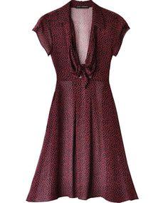 Marion Clark Long Dress