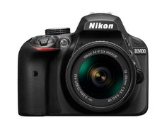 Nikon Announced D3400 DSLR, Plus New 18-55mm And 70-300mm Zoom Lenses | Popular Photography