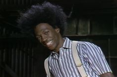 'Saturday Night Live' 40th Anniversary A to Z - Part I ~ Eddie Murphy as 'Buckwheat'