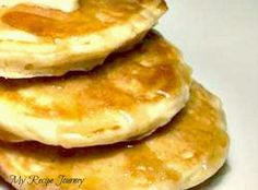 Fluffiest Pancakes Ever...my 'go to' recipe for pancakes!