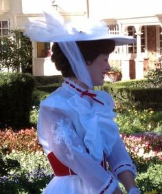 ed92b719ca25e Mary Poppins is just one Disney character you can expect to meet at Epcot.  She