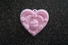 Cupcake op hart | *Nieuw Januari Zeep* | Just soap
