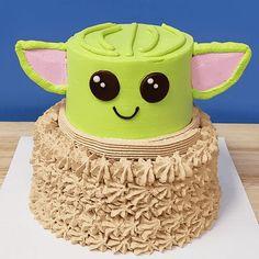 Bolo Star Wars, Star Wars Cake, Star Wars Party, Cake Designs For Boy, Cake Designs Images, 14th Birthday Cakes, 6th Birthday Parties, Star Wars Birthday, Boy Birthday