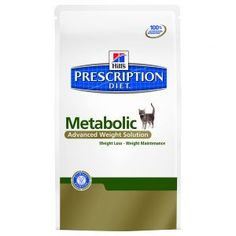 Hill´s Feline Metabolic Prescription Diet - Kattenvoer