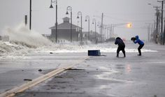 Hurricane Sandy Pictures | Landfall Photos from In Focus | the Atlantic