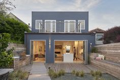 Modern family home is an urban oasis in San Francisco