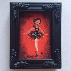 Black Swan Mini Ballerina - Liana Hee