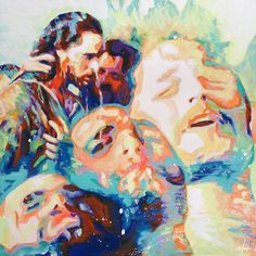 """The First Luminous Mystery: """"The Baptism of the Lord"""""""