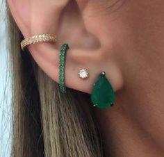 Red Costume Jewelry - February 03 2019 at Jewelry Design Earrings, Ear Jewelry, Sea Glass Jewelry, Bridal Jewelry, Silver Jewelry, Jewelry Accessories, Craft Jewelry, Silver Ring, 925 Silver