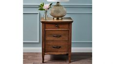 Buy Genevieve Bedside Table | Harvey Norman AU