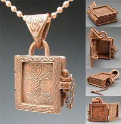metal clay | Book Of Kells: Framed Tree of Life - Art Jewelry Magazine Community ...