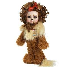 Marie Osmond Cowardly Lion Doll