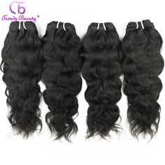 Virgin Peruvian Human Hair bundle Natural Wave sufficient supply stock 10pcs/lot Wholesale Natural Wave Hair Weave Double Weft