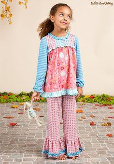 Once upon a time...Fall 2016: Sleeping Beauty Pajama Set