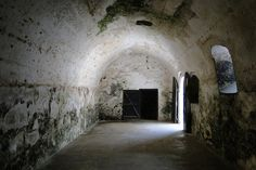 Interior of Slave Cells - St. George's Castle - Elmina - Ghana by Adam Jones, Ph.D. - Global Photo Archive, via Flickr