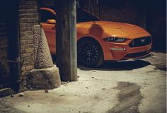 © PATRICK CURTET - Ford MUSTANG | Patrick Curtet | presented by GoSee