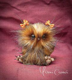 Owl Birdie by By Yumi Camui   Bear Pile