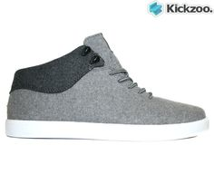 Diamond Supply Co. Miner Grey Black Fleece nice shoes