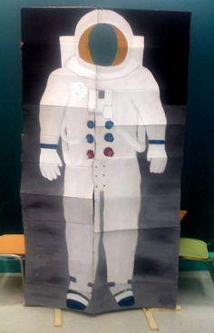 Els nostres moments a l'aula d'infantil: Photo Call del espacio