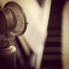Bluebird recording mic