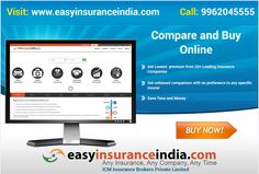 Through easyinsuranceindia.com, we empower the customer with a powerful tool where the customers can compare the products offered by various insurance companies in one shot, thus enable the customer to decide on the best insurance cover for them. . Insurance Broker, Best Insurance, Life Insurance, Health Insurance, Insurance Companies, Online Cars, Commercial Vehicle, Spain, Stuff To Buy