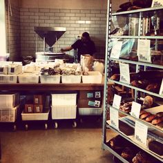 The Bread Station, Charlottenlund Station - Copenhagen. An organic bakery with eat in, take away and lounge. #allgoodthings #danish spotted by @missdesignsays