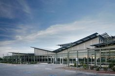 Triple-S Steel Supply Company - Lake|Flato Architects