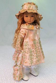 MHD Designs - Sans Prétention - Fashion Pattern for Dianna Effner's 13 Inch Little Darlings