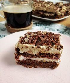 Krówkowe ciasto bez pieczenia - w 10 minut! - DoGarow.pl Food Design, Aga, Tiramisu, Cake Recipes, Tasty, My Favorite Things, Cooking, Ethnic Recipes, Desserts