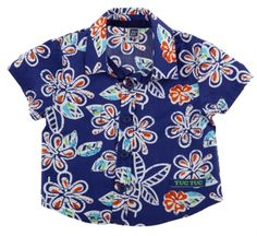 Camisa hawaiana, para nino - tuc tuc